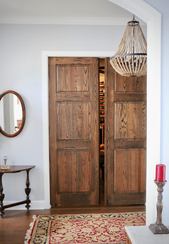 Interior DesignLine Paneled Door