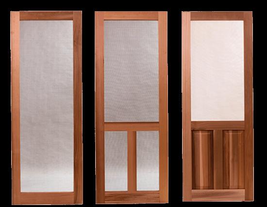 Screen Doors-1.125 Thick