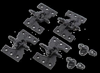 Acme - Cast Iron Hinge Kits