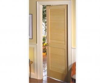 Fixed Louver wood Doors
