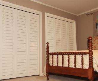 Interior Designline Fixed Louver